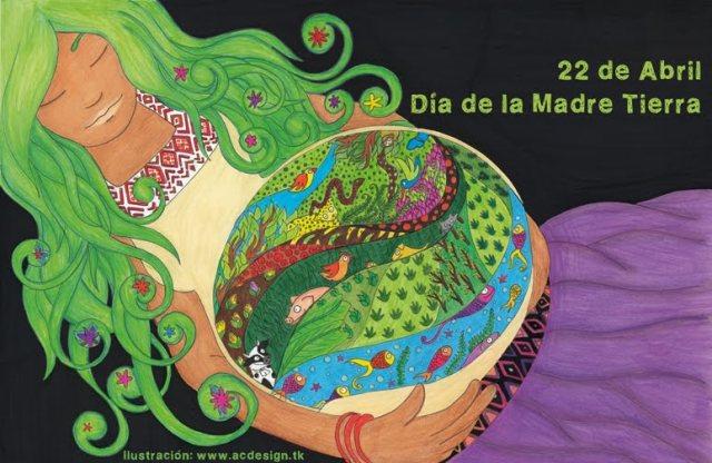 """Cita Biocultural """"El Día de la Madre Tierra"""""""